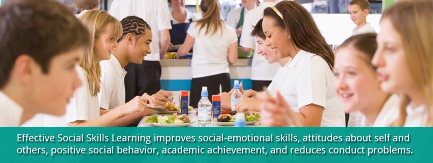 Evidence Supporting Social Skills Training